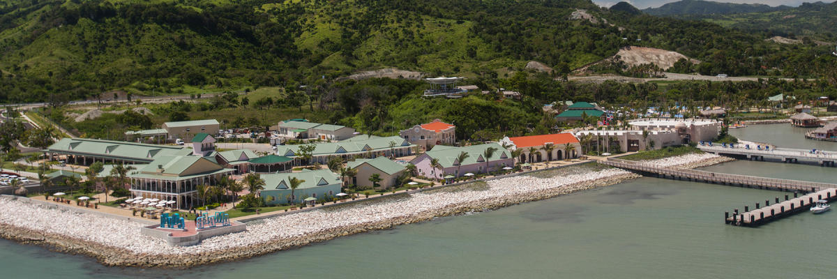 Amber Cove (Photo:Cruise Criitc)