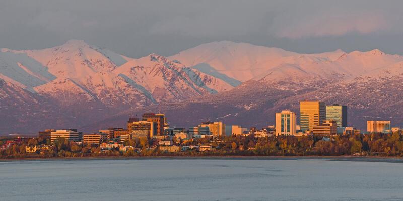 Anchorage (Photo:Rocky Grimes/Shutterstock)