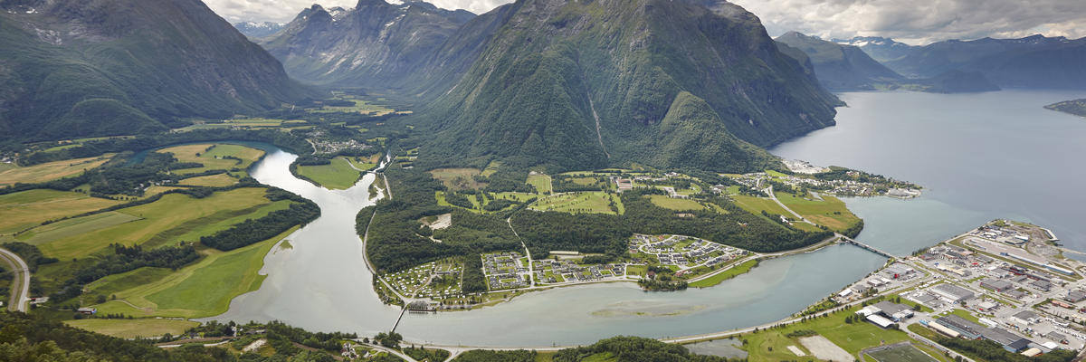 Andalsnes (Photo:ABB Photo/Shutterstock)