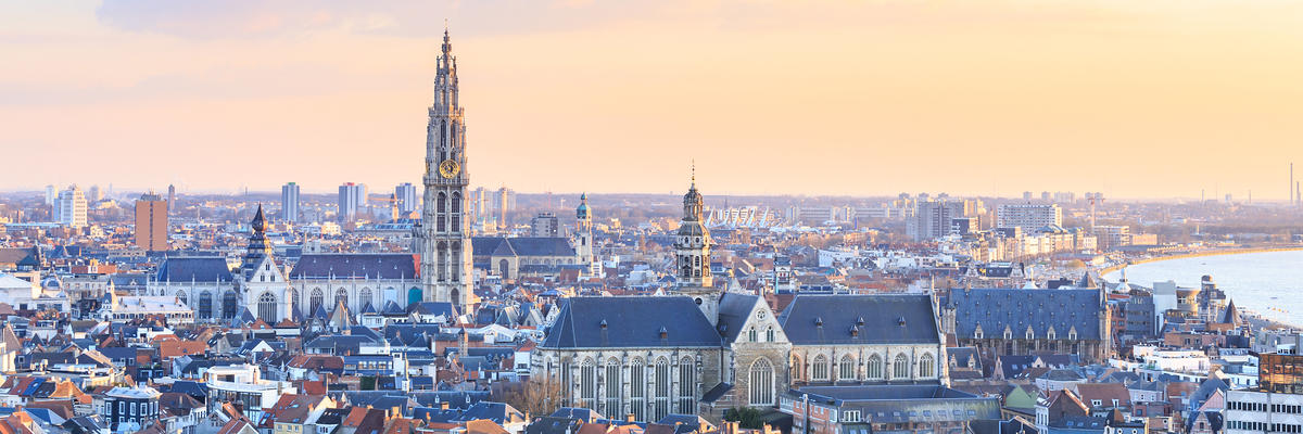 Antwerp (Photo:Pigprox/Shutterstock)