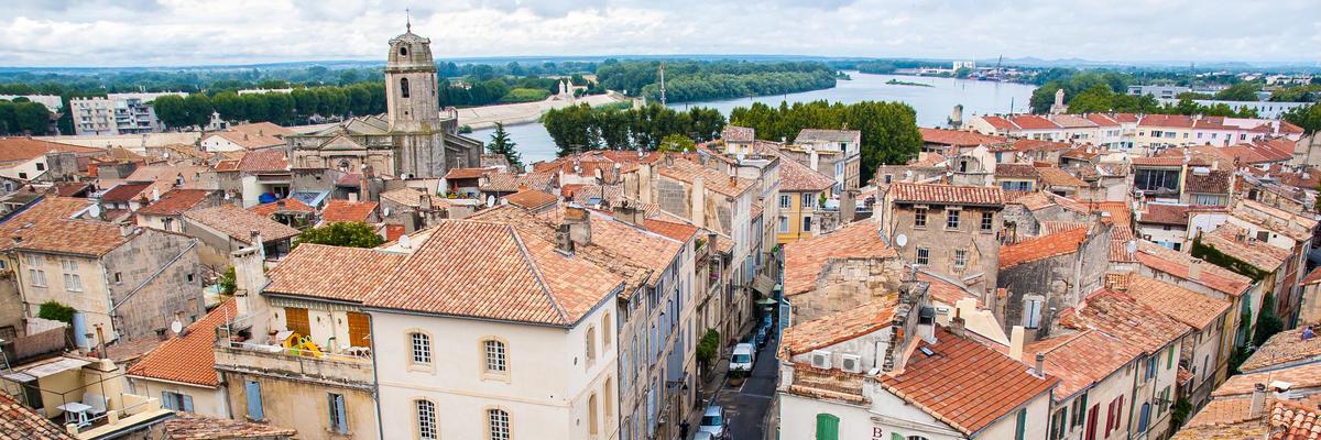 Arles (Photo:goory/Shutterstock)