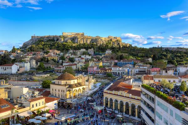 Athens (Piraeus) (Photo:Anastasios71/Shutterstock)