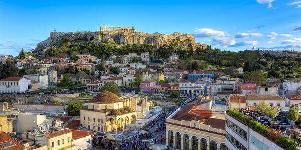 Athens, Greece (Photo:Anastasios71/Shutterstock)