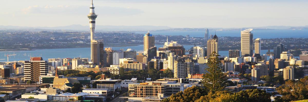 Auckland (Photo:Sorang/Shutterstock)