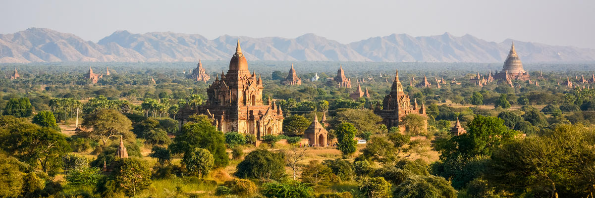 Bagan (Photo:Jakob Fischer/Shutterstock)