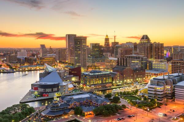 Baltimore (Photo:Sean Pavone/Shutterstock)