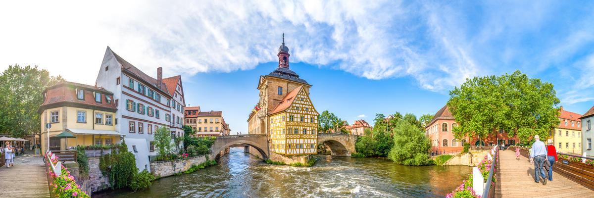 Bamberg (Photo:LaMiaFotografia/Shutterstock)