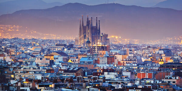 Barcelona (Photo:Kanuman/Shutterstock)