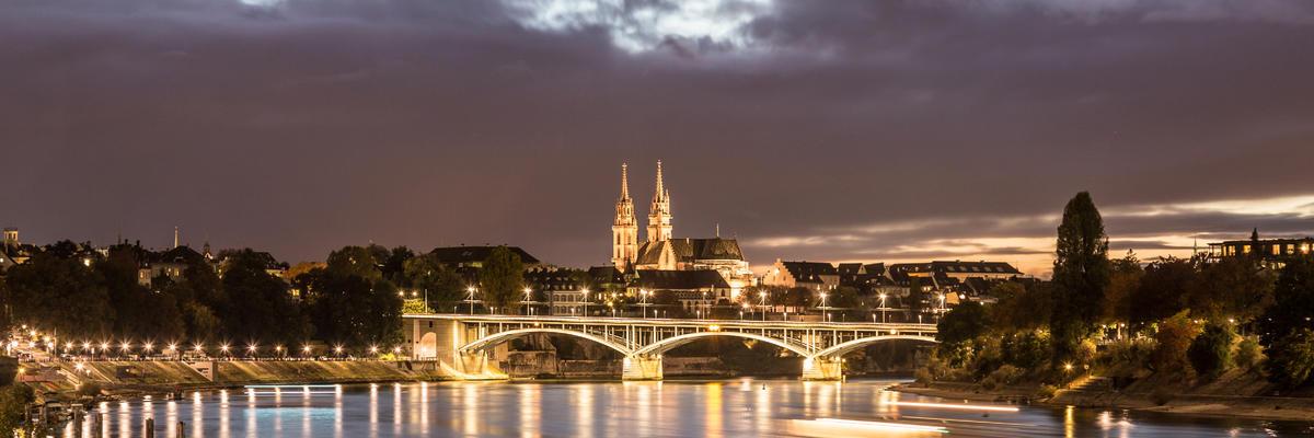 Basel (Photo:Oliver Foerstner/Shutterstock)