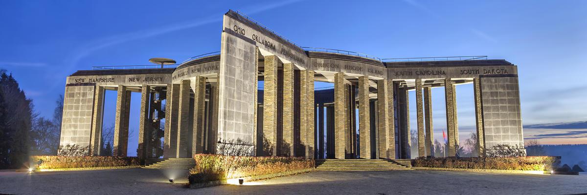 Bastogne (Photo:Sergey Dzyuba/Shutterstock)