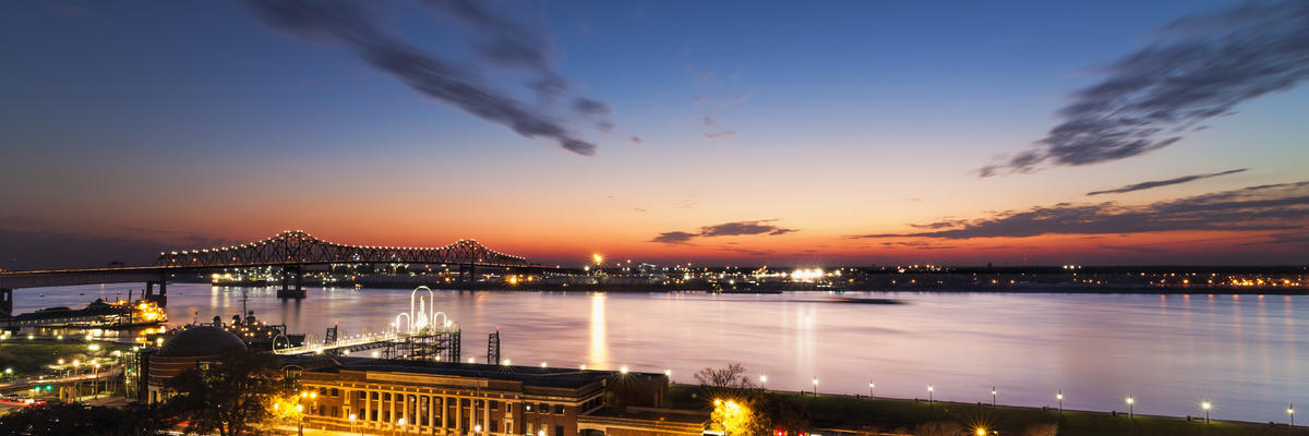 Baton Rouge (Photo:Berkomaster/Shutterstock)