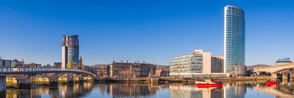 Belfast (Photo:Mcimage/Shutterstock)