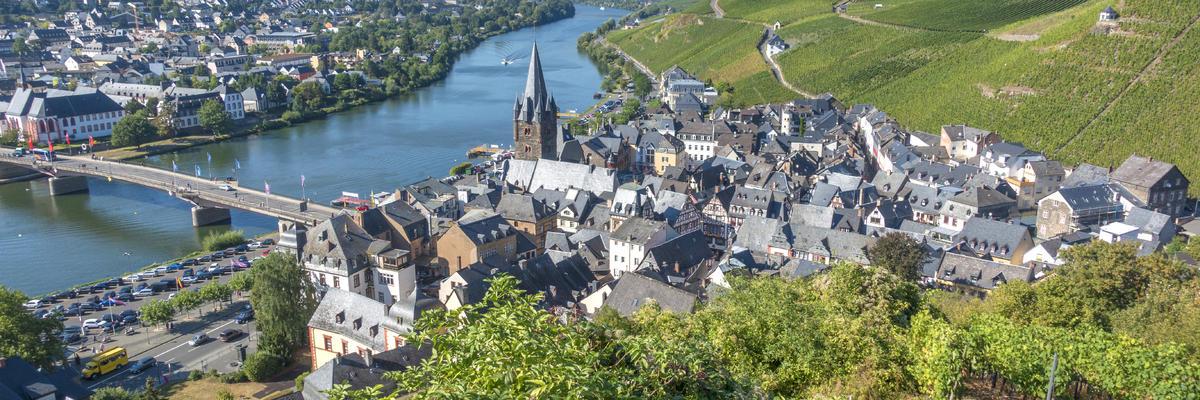 Bernkastel-Kues (Photo:panoglobe/Shutterstock)