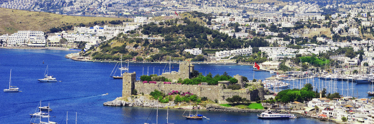 Bodrum (Photo:monticello/Shutterstock)