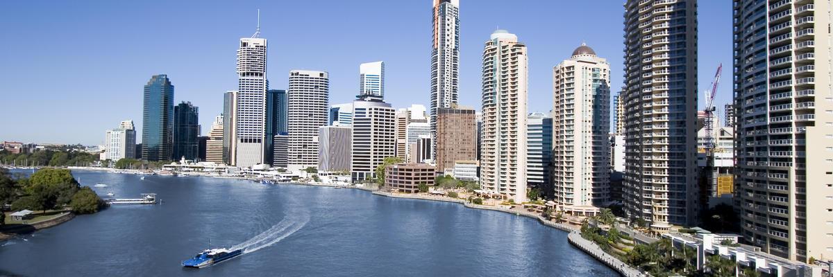 Brisbane (Photo:Thomas Hansson/Shutterstock)