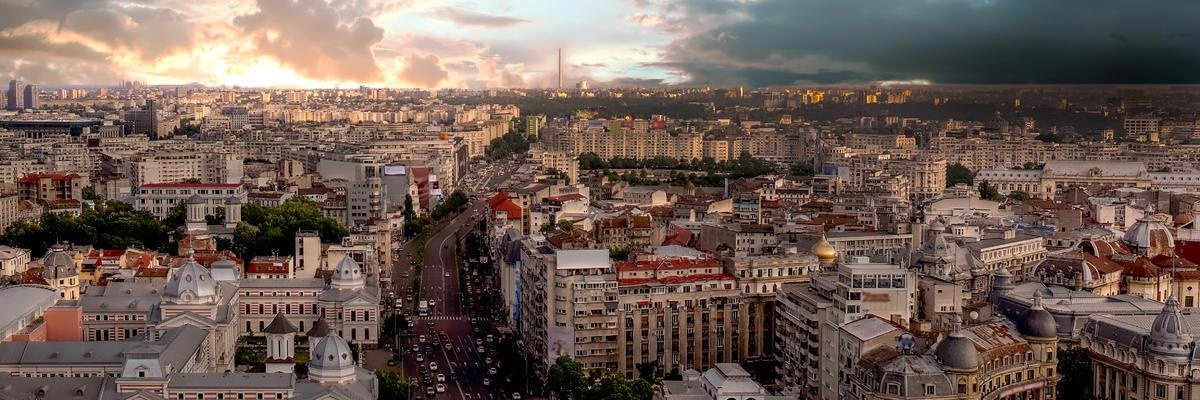 Bucharest (Photo:Augustin Lazaroiu/Shutterstock)