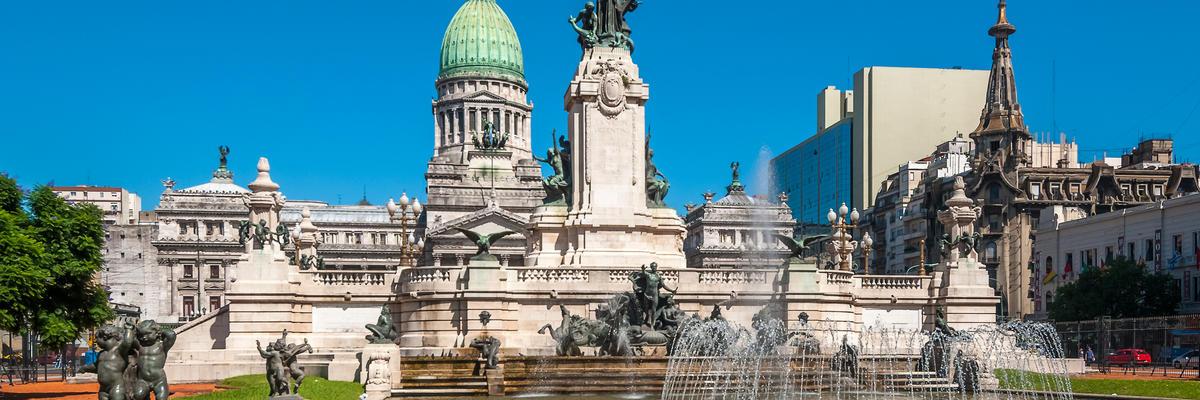 Buenos Aires (Photo:javarman/Shutterstock)