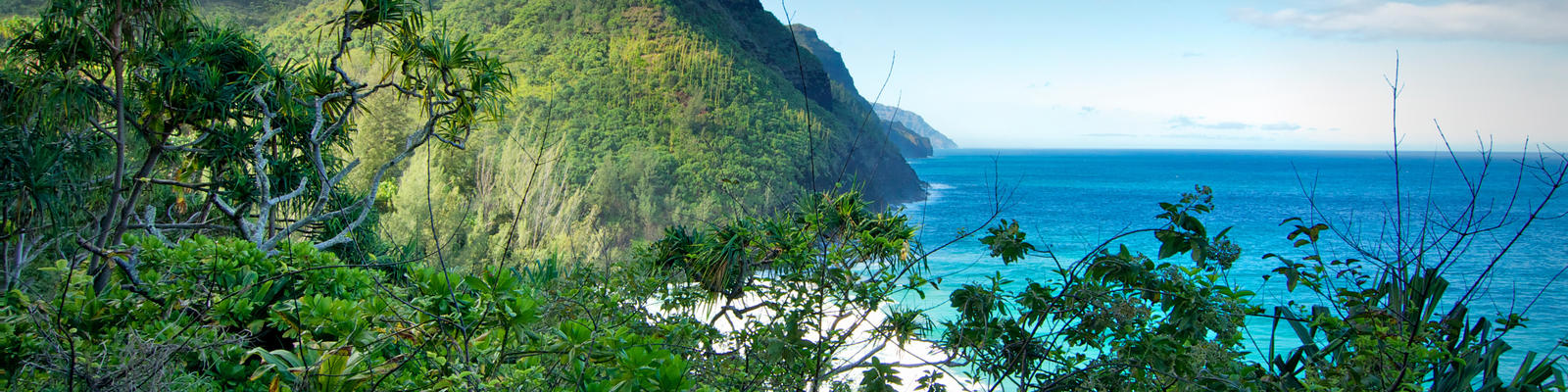 Na Pali Coast, Hawaii (Photo:  Kimberly Shavender/Shutterstock)