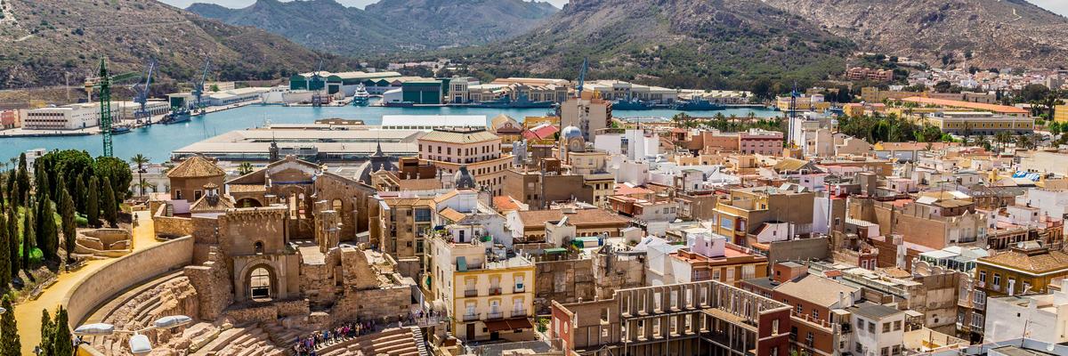 Cartagena Spain Cruise Port Terminal Information For