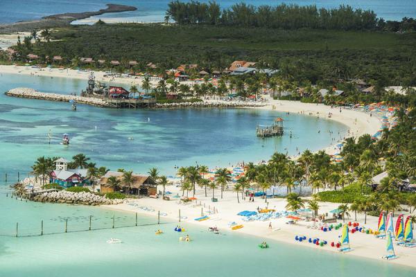 Castaway Cay (Photo:Disney Cruise Line)