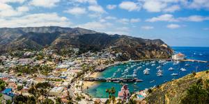 Catalina Island (California) (Photo:Chris Grant/Shutterstock)