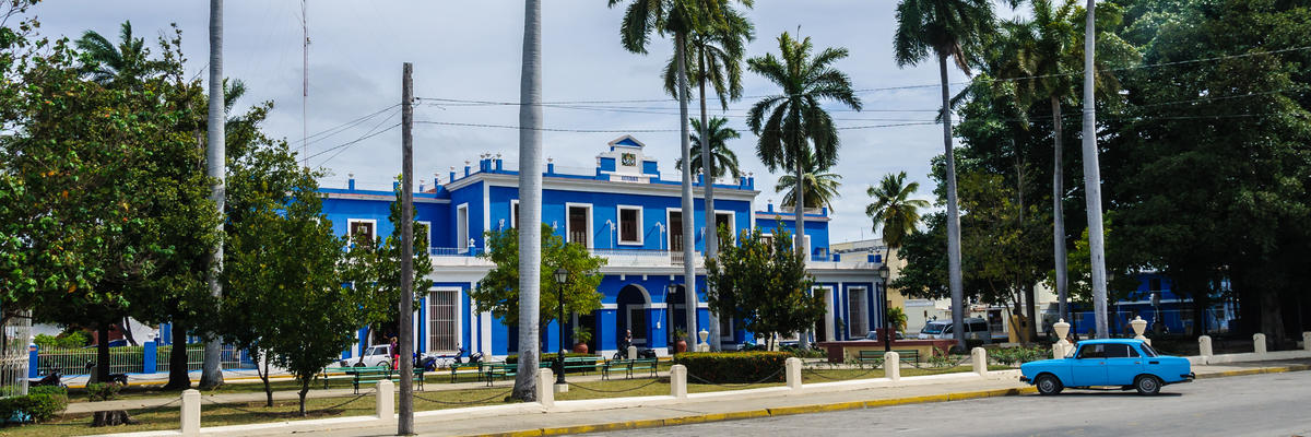 Cienfuegos (Photo:Gabor Kovacs Photography/Shutterstock)