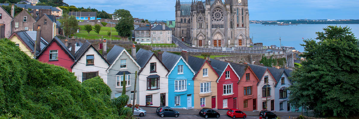 Cobh (Cork) (Photo:Shutterstock/Remizov)