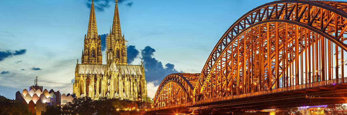 Cologne (Photo:S.Borisov/Shutterstock)