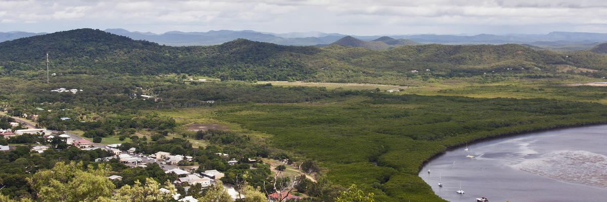 Cooktown (Photo:electra/Shutterstock)