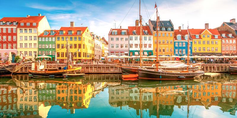Copenhagen (Photo:LaMiaFotografia/Shutterstock)