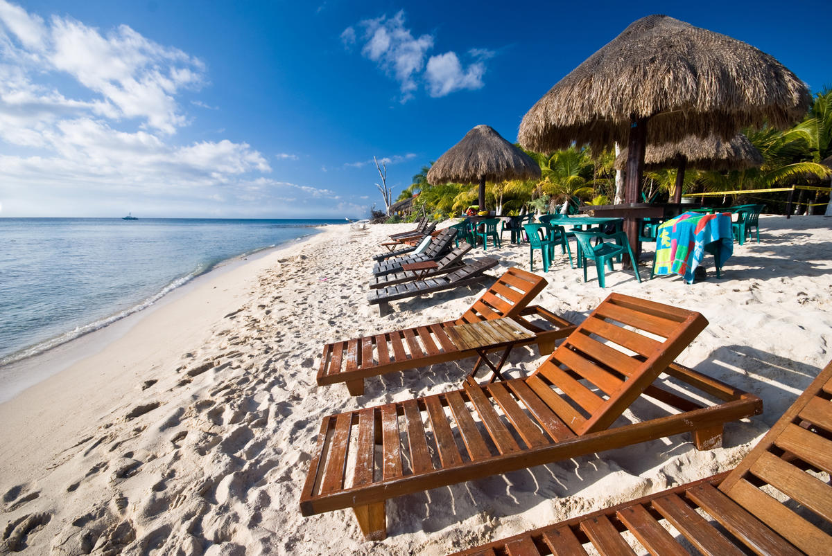Pictures of the Best Western Caribbean Beaches