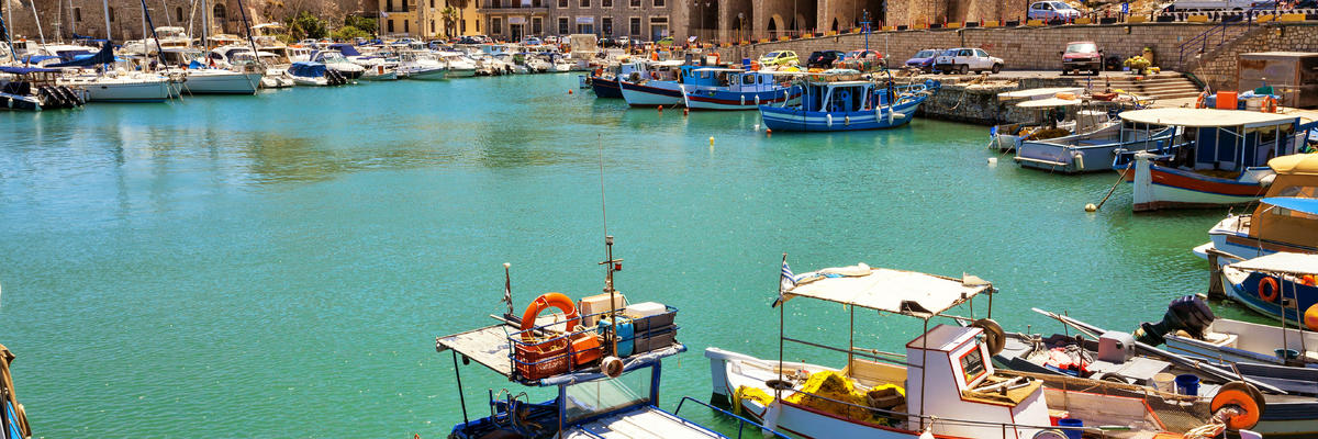 Crete (Heraklion) (Photo:Vladimir Sazonov/Shutterstock)
