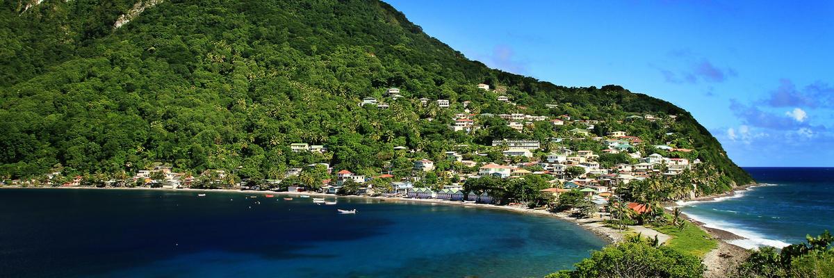 Dominica (Photo:Tadas_Jucys/Shutterstock)