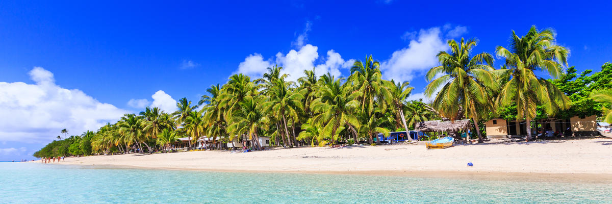 Dravuni Island (Photo:Sorin Colac/Shutterstock)