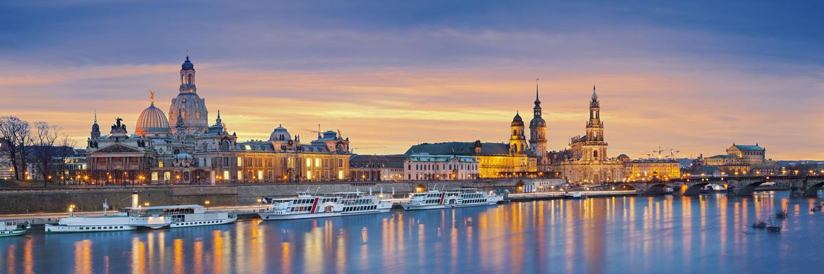 Dresden (Photo:Rudy Balasko/Shutterstock)