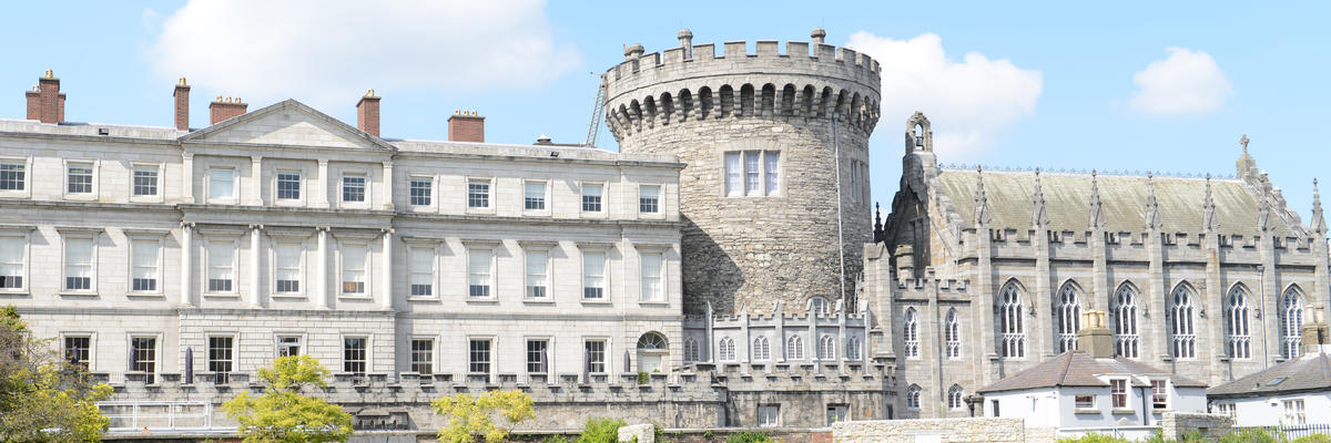 Dublin (Photo:Ungor/Shutterstock)