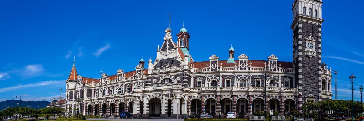 Dunedin (Photo:Evgeny Gorodetsky/Shutterstock)