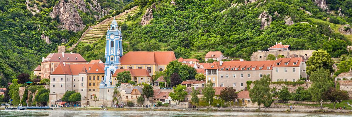 Durnstein (Krems) (Photo:canadastock/Shutterstock)