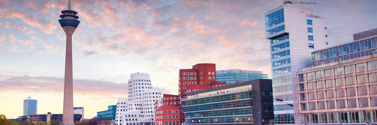 Dusseldorf (Photo:Andrew Mayovskyy/Shutterstock)