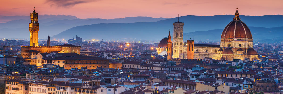 Florence (Livorno) (Photo:gillmar/Shutterstock)