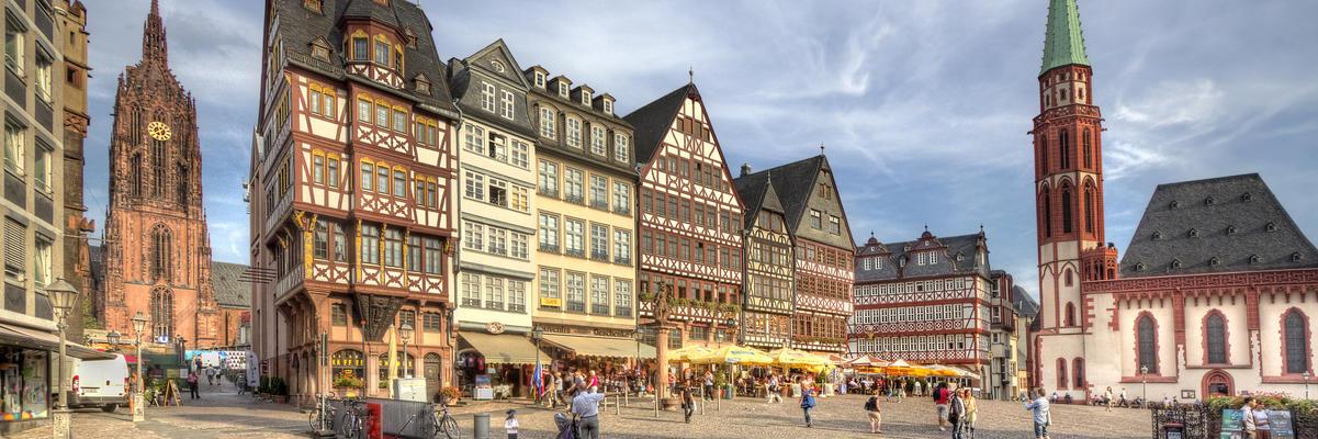 Frankfurt (Photo:jan kranendonk/Shutterstock)