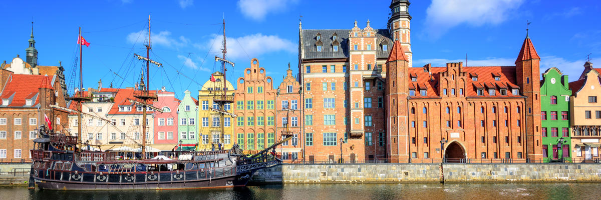 Gdansk (Photo:Boris Stroujko/Shutterstock)