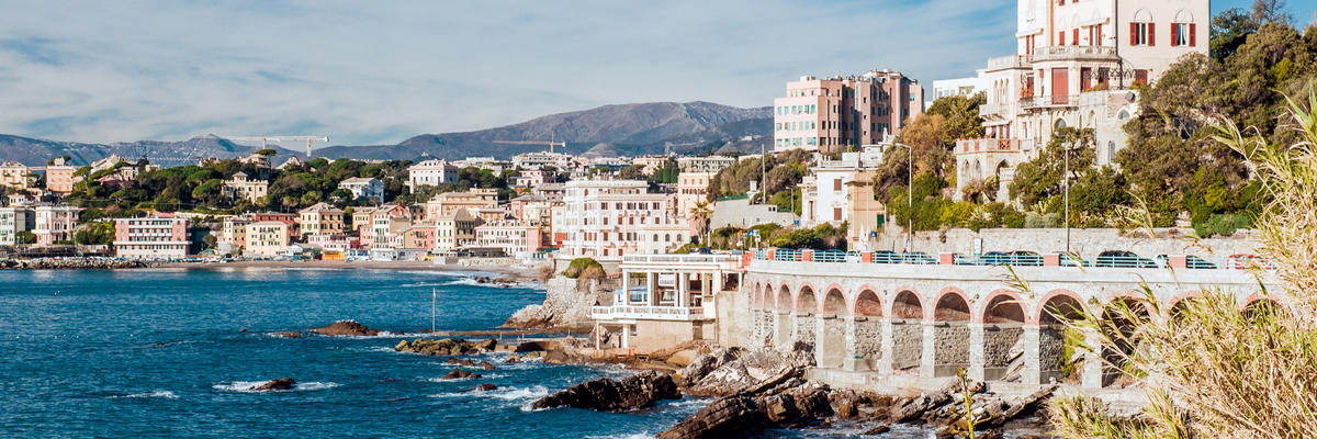 Genoa (Photo:Alex Tihonovs/Shutterstock)