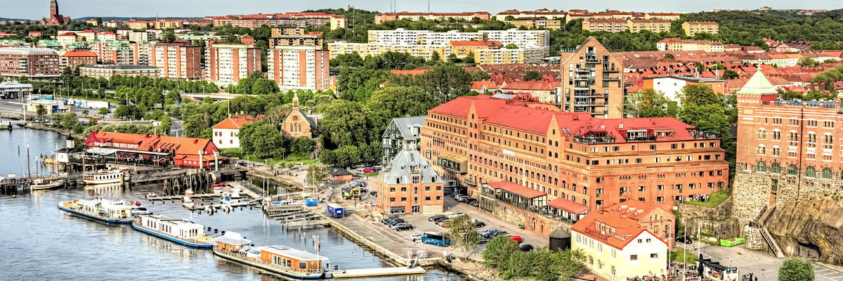 Gothenburg (Photo:Alexei Novikov/Shutterstock)