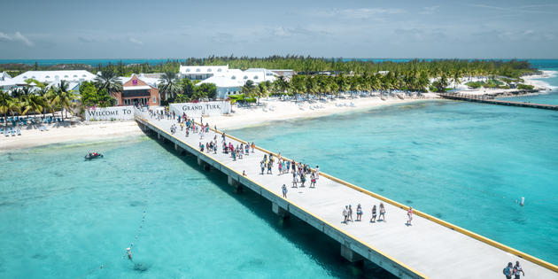 Grand Turk (Photo:mikolajn/Shutterstock)