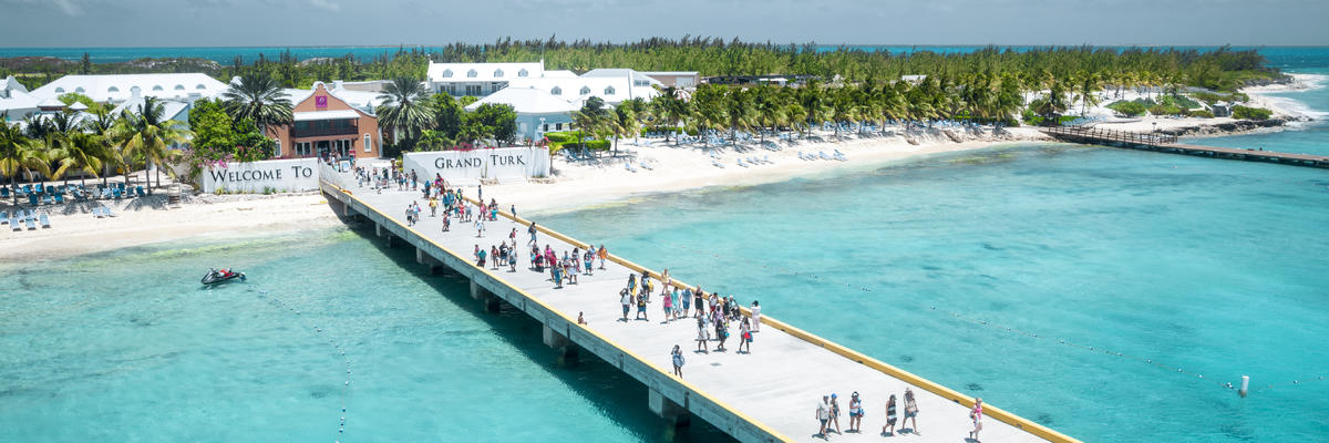 Grand Turk Cruise Port Terminal Information For Port Of