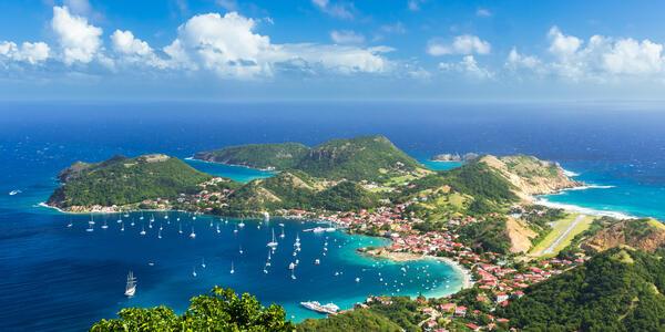 Guadeloupe (Photo:Robert Bleecher/Shutterstock)