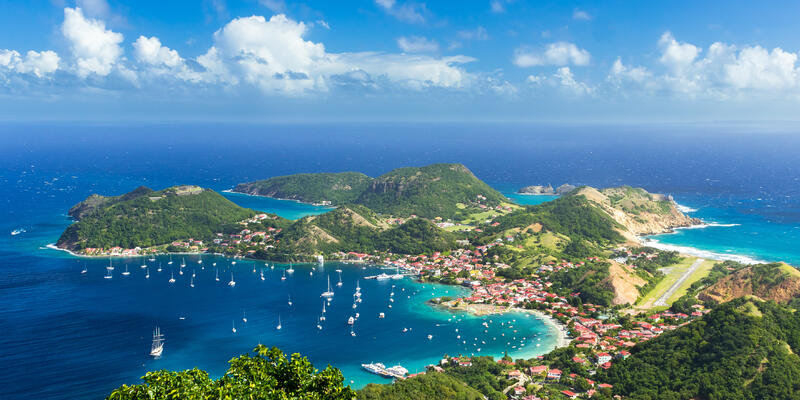 Guadeloupe (Photo:Robert Bleecher/Shutterstock)