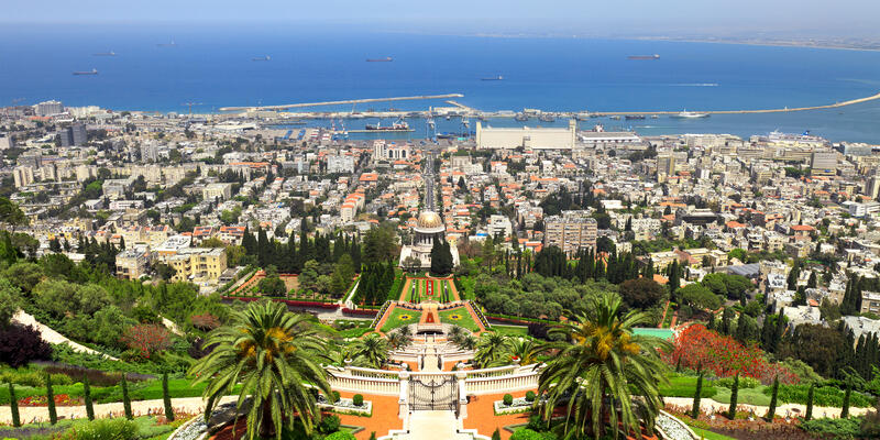 Haifa (Photo:Phish Photography/Shutterstock)