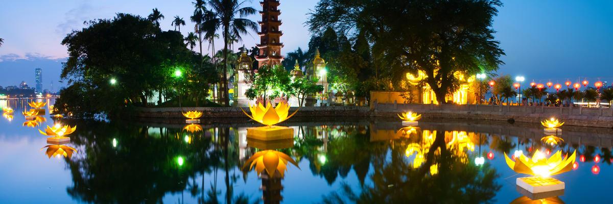 Hanoi (Photo:Jimmy Tran/Shutterstock)